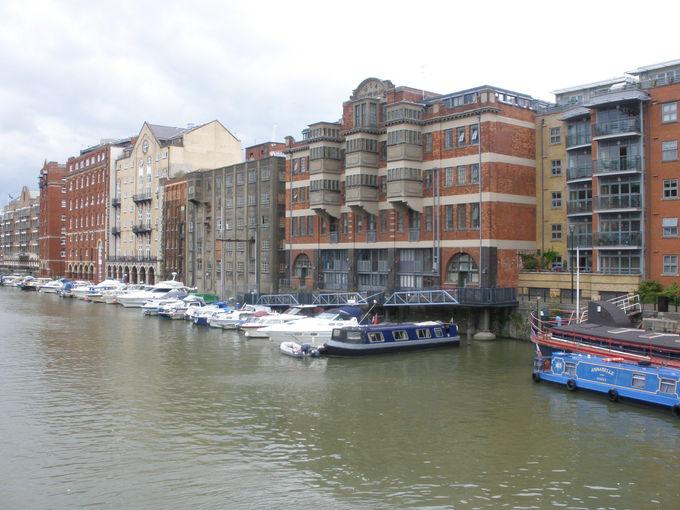貿易港として発展し英国を代表する港町「ブリストル」