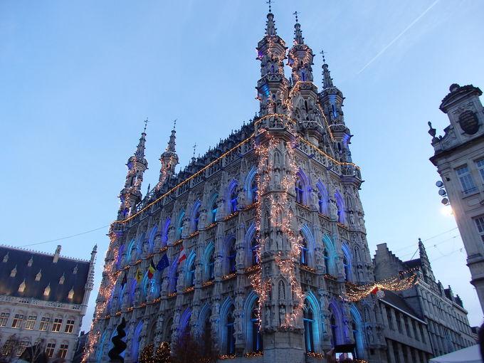 ベルギーの古都「ルーヴェン」