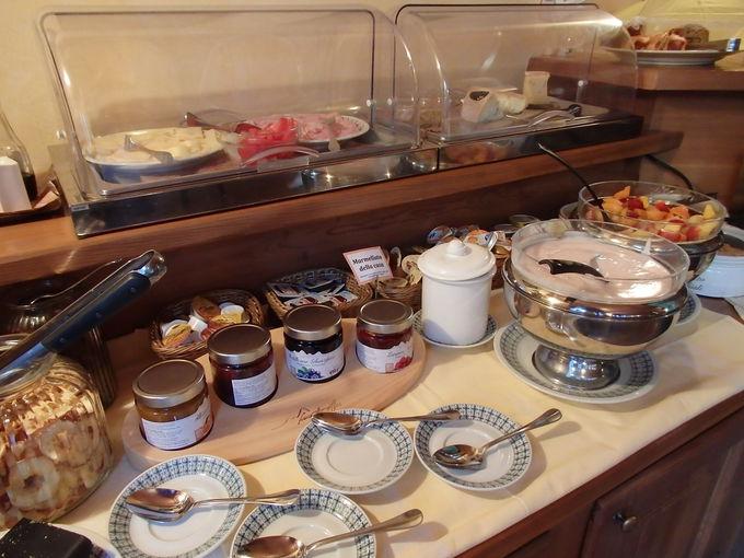 心のこもった美味しい朝食でエネルギーチャージ