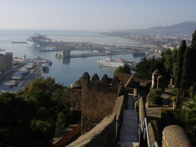 素晴らしい眺望「ヒブラルファロ城」