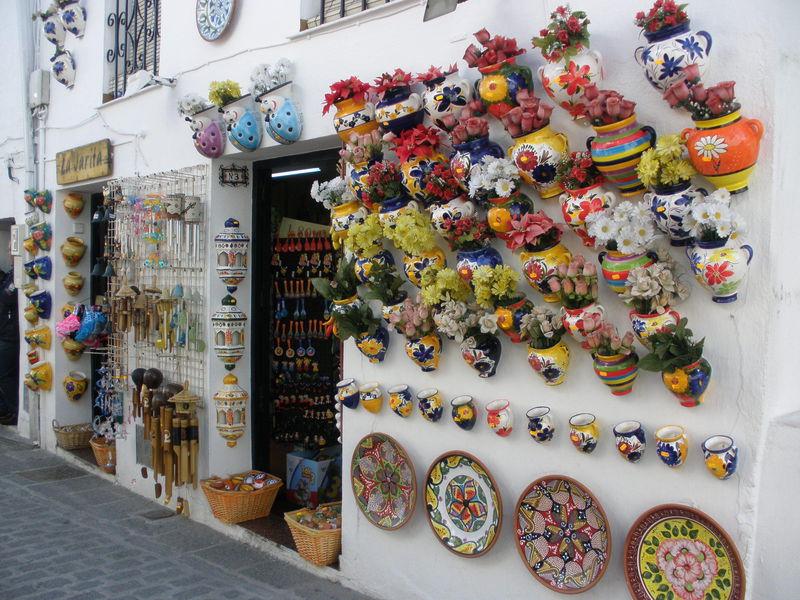 スペインの白い村「ミハス」可愛さ溢れる町並みの見所と眺望