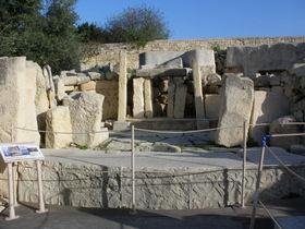 保存状態良好「タルシーン神殿」マルタに残る世界遺産の巨石神殿