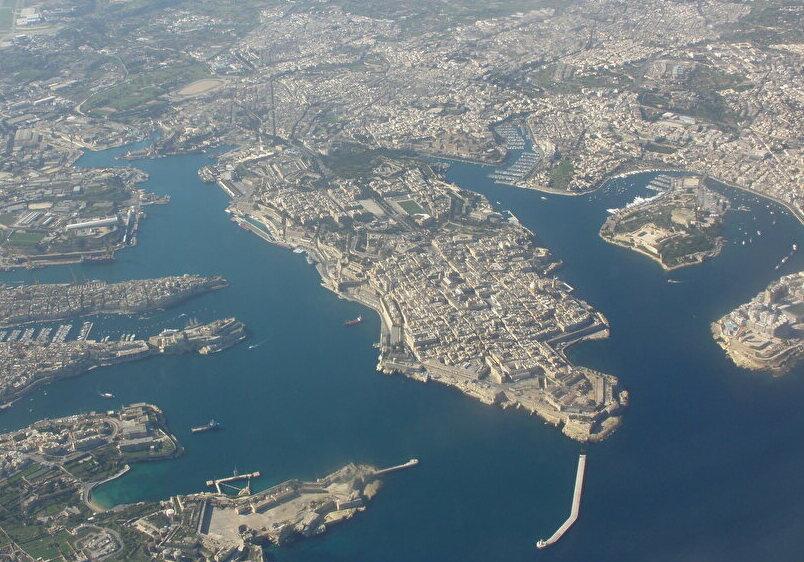 マルタ共和国の首都「ヴァレッタ」要塞都市&宮殿の町の見所