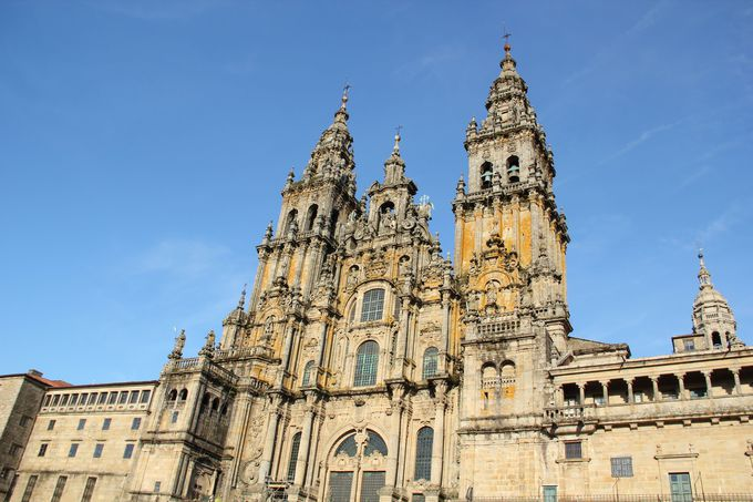 全長800キロの先にあるゴールの大聖堂が美しすぎる