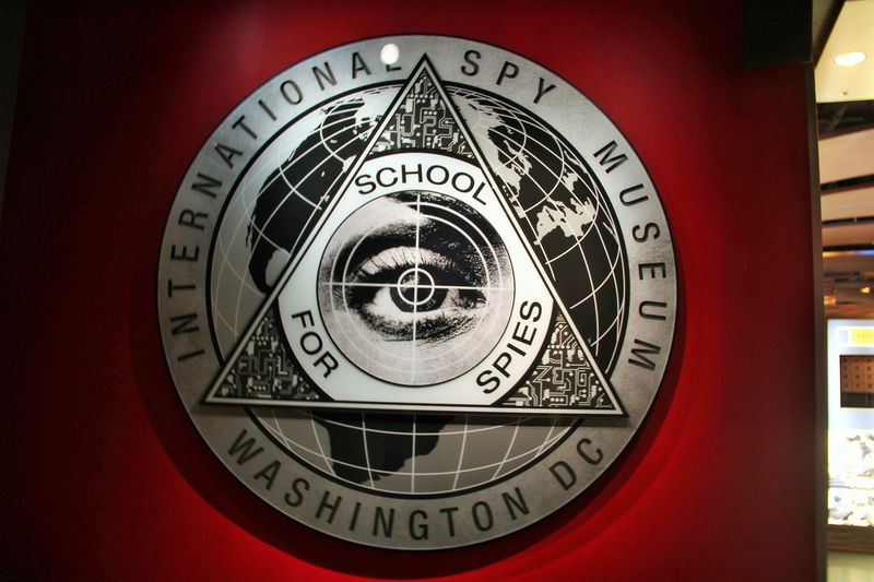 スパイの世界を体験!ワシントンDC「国際スパイ博物館」に行こう!
