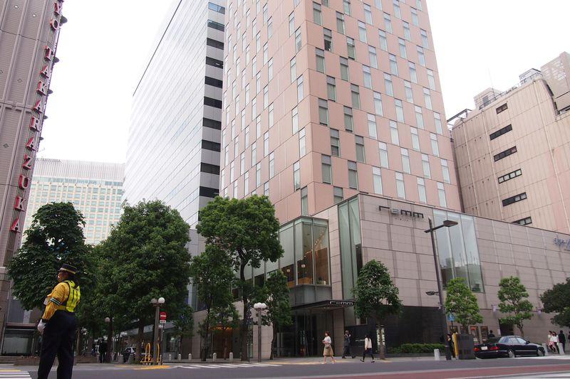 東京宝塚劇場正面のホテル!「レム日比谷」が女性にオススメの理由