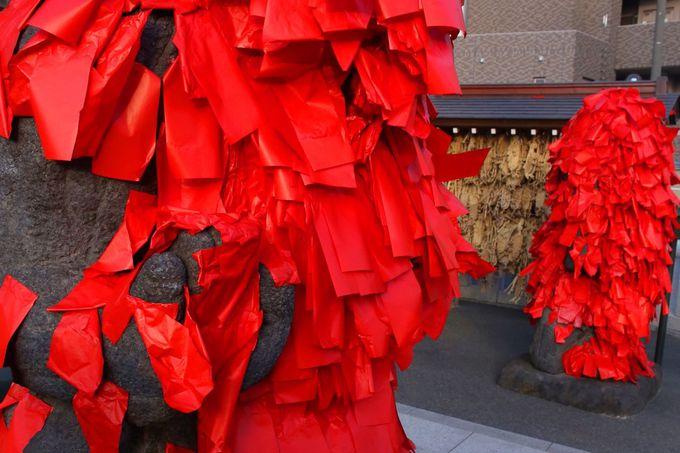 金剛力士立像と赤紙について