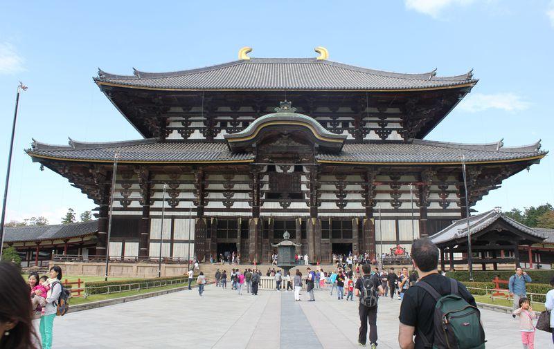 東大寺観光の主役!大仏に秘められた歴史と秘密を探ってみよう!