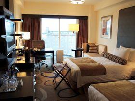 全室バルコニー付きの「グランドプリンスホテル新高輪」で充実ホテルライフを!