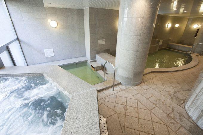 札幌のホテルは「温泉」で選べ!