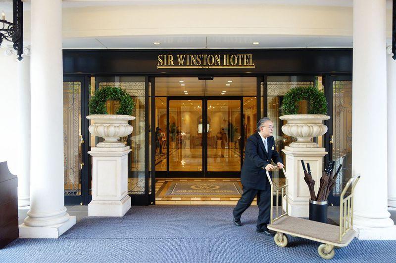 緑溢れるロケーション!名古屋「サーウィンストンホテル」のホスピタリティに驚愕