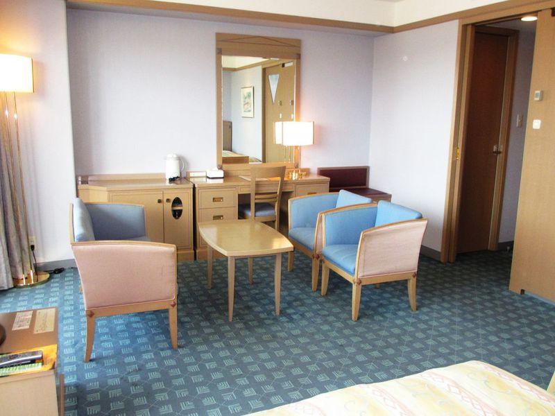 自然豊かな環境にある「ホテルヘリテイジ飯能sta.」でプチリゾートホテルステイ!