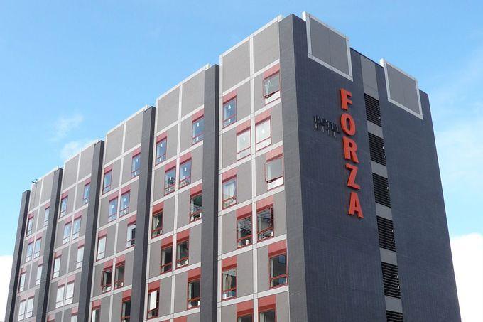 九州のハイクラスビジネスホテル「ホテルフォルツァチェーン」