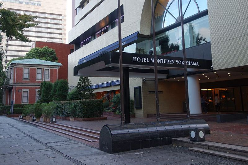 横浜の観光スポットにも近い! 山下公園前「ホテルモントレ横浜」