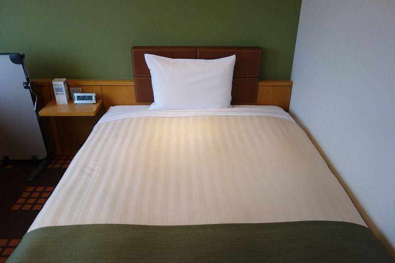 チェーン型ビジネスホテルにして驚きのクオリティ「立川ワシントンホテル」