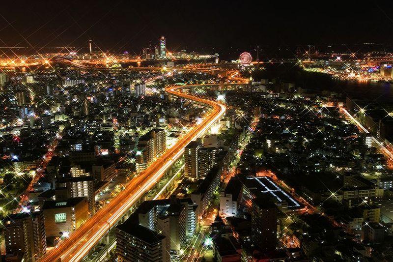 大阪でいちばん夜景のきれいなホテル「ホテル大阪ベイタワー」