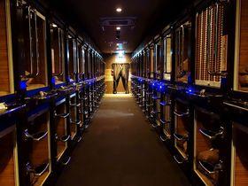 新宿のカプセルホテル7選−旅行やビジネスの拠点で宿泊費を抑える!
