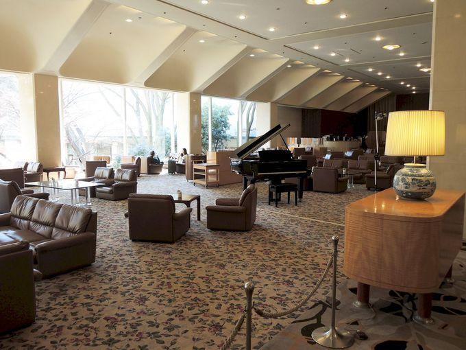 贅沢なグランドホテル