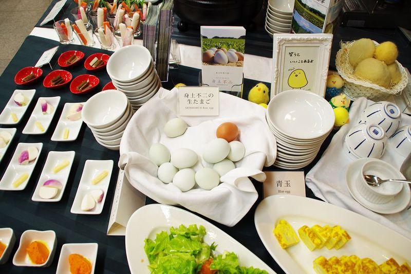 東北で収穫された新鮮野菜朝食が評判!東京都「ホテルコンチネンタル府中」