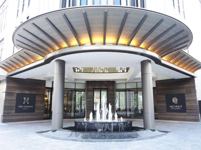 名古屋駅に近いアーバンリゾートホテル