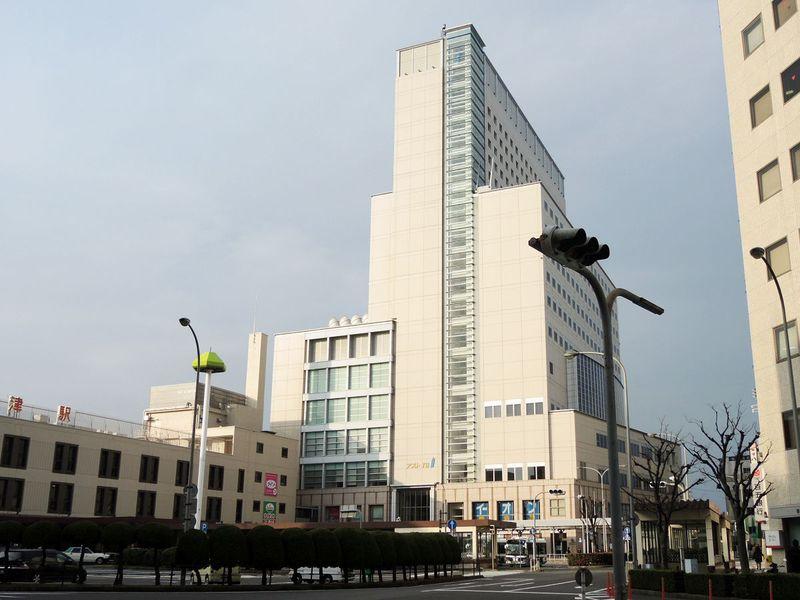 眺望が自慢!三重県の県庁所在地「津」を代表する「ホテルグリーンパーク津」
