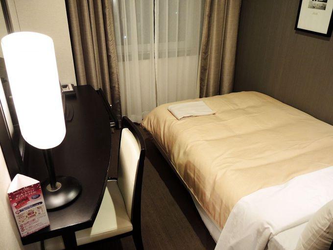 快適な宿泊特化型ホテル