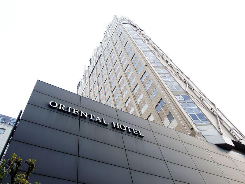 広島平和大通りに面した「オリエンタルホテル広島」はハイセンスなスタイリッシュホテル