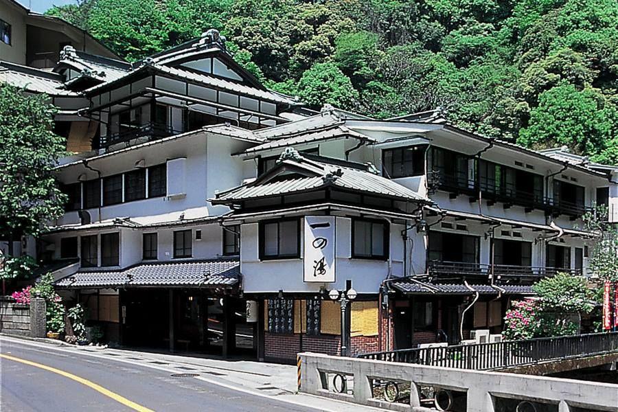 箱根のお得な温泉旅館「一の湯グループ」