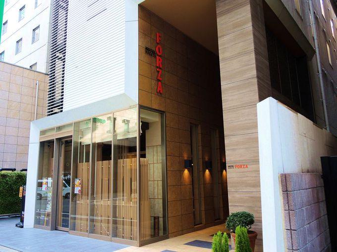 9.ホテルフォルツァ博多