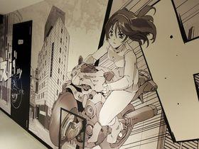 アニメに北斎に能舞台!?突出したコンセプトの「SHIBUYA HOTEL EN」は和がテーマ
