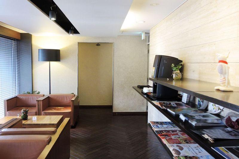 岡山の繁華街に立地するオアシス「セントラルホテル岡山」はスタイリッシュなホテル