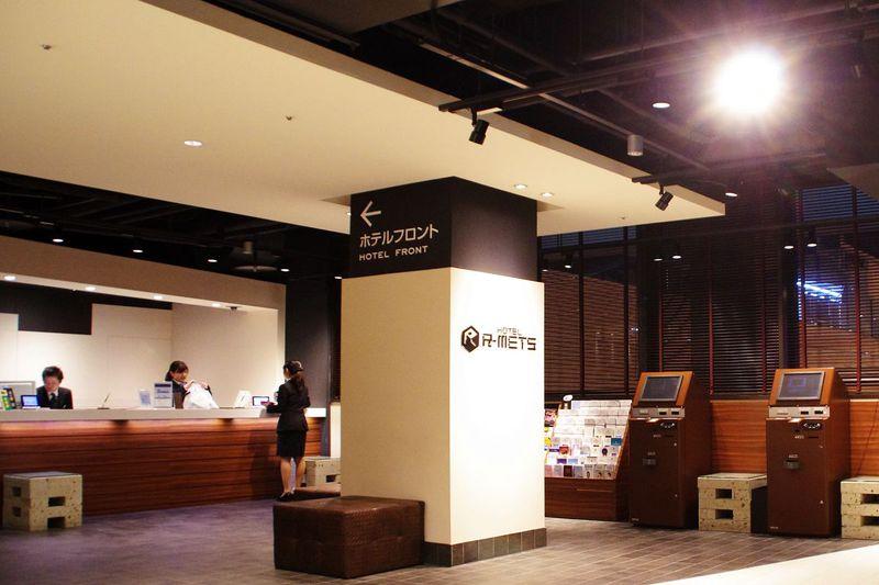 宇都宮駅前に進化系コンセプトホテルが!「ホテル アール・メッツ宇都宮」は利便性高きホテル
