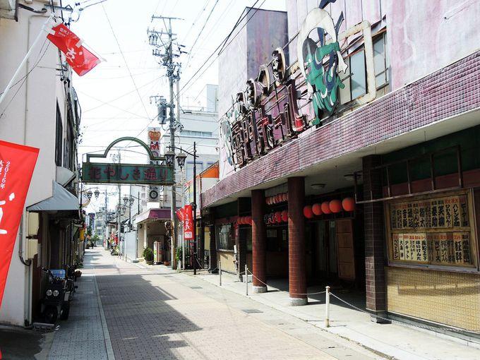 上田を満喫できる立地のホテル