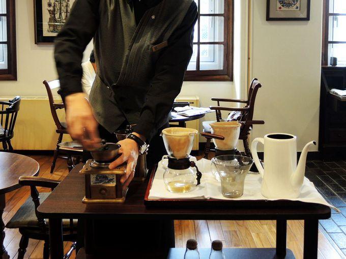 86℃のコーヒー!?