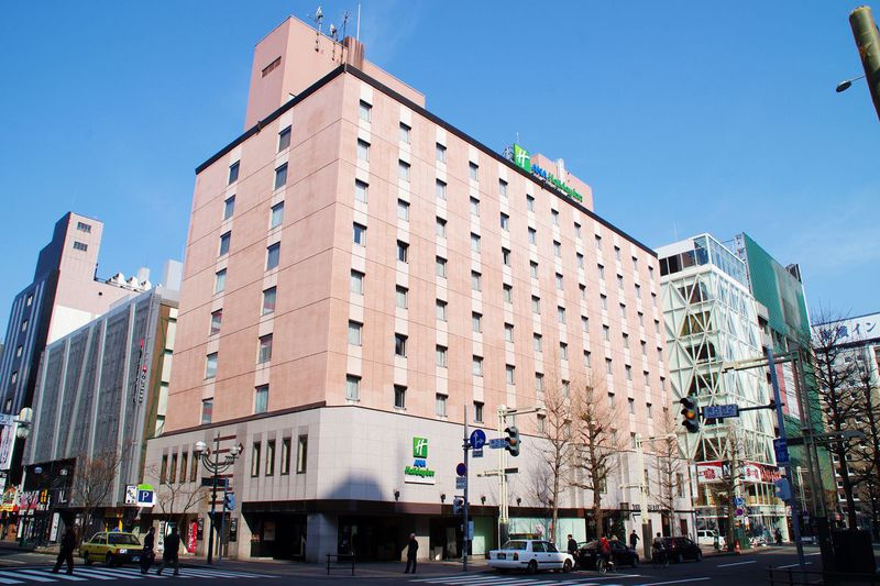 札幌・ススキノ中心部に立地する「ANAホリデイ・イン札幌すすきの」はハイセンスなホテル!