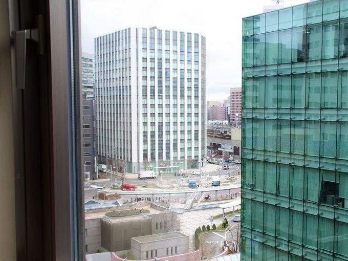 札幌駅北口至近の好立地