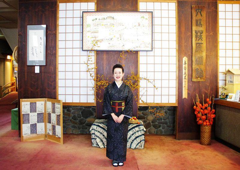 信州・戸倉上山田温泉「御母手成志(おもてなし)の宿 荻原館」でおもてなしを感じる旅を