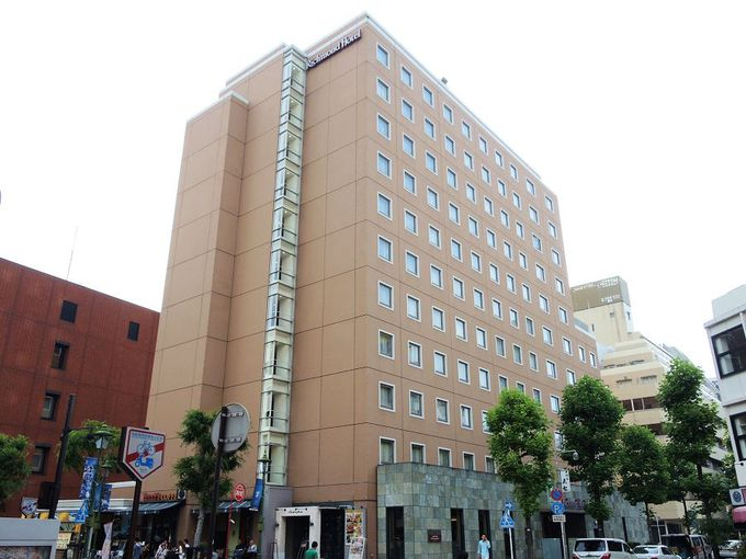 4.リッチモンドホテル横浜馬車道