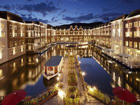 ハウステンボス直営の「ホテルヨーロッパ」は格式高きホテル
