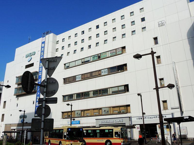 ロマンスカーも停車する本厚木駅直結の「小田急ステーションホテル 本厚木」