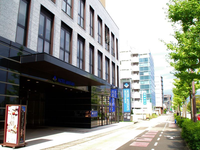 古都金沢で上質な滞在のできる「ホテルマイステイズプレミア金沢」