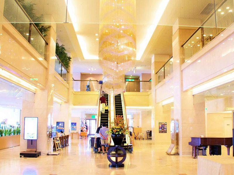 浜松駅前の便利なシティホテル「ホテルクラウンパレス浜松」
