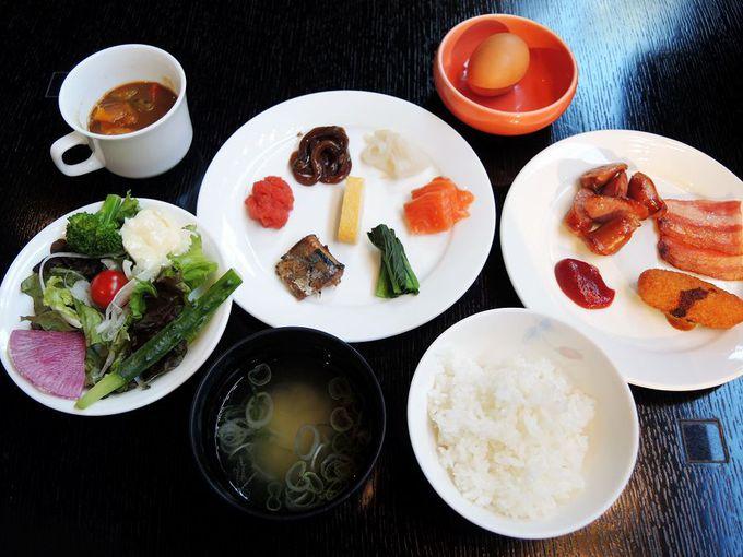 北海道を満喫できる朝食