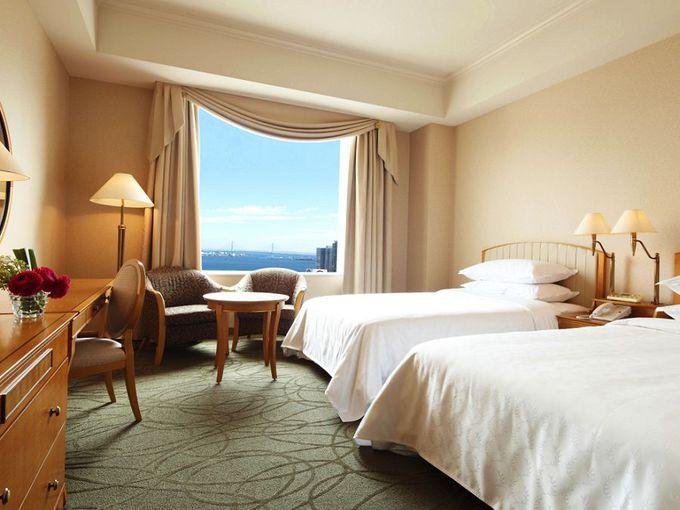 【宿泊】夜景を楽しめるホテル