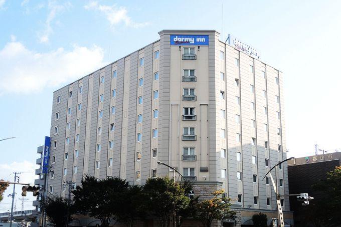 ビジネスホテルの多彩な利用層