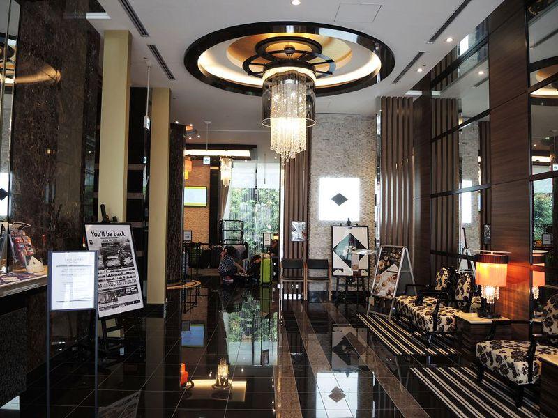 マツコの知らない世界で紹介した「アパホテル巣鴨駅前」は出来たてホヤホヤのホテル