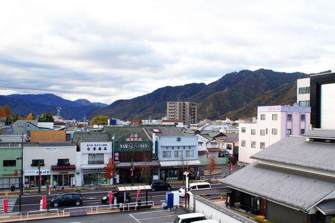 観光都市としてますます人気の信州上田