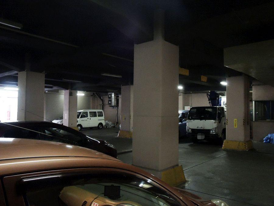 お得な平面駐車場