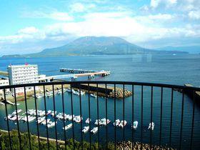 桜島を一望!「ベストウェスタン レンブラントホテル鹿児島リゾート」