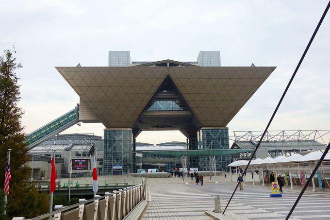 東京ビッグサイトから一番近いホテル